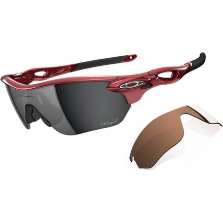 Oakley Radarlock Edge Sunglasses - Polarized - Women's