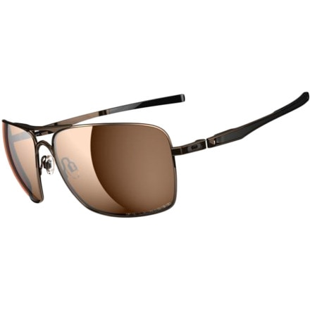 Oakley Plaintiff Squared Sunglasses - Polarized