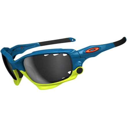 Oakley Limited Edition Fathom Racing Jacket Sunglasses