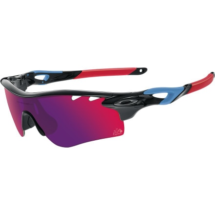 Oakley TDF Collection Radarlock Path Sunglasses