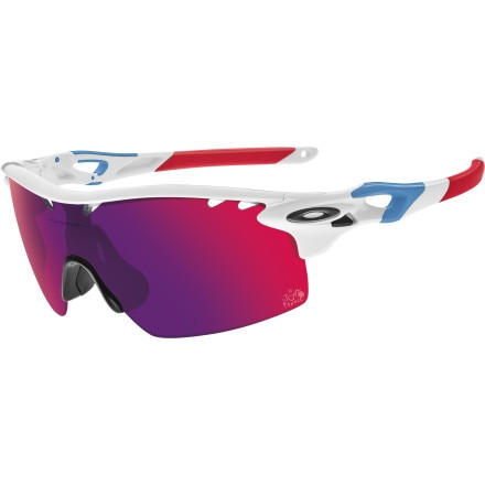 Oakley TDF Collection Radarlock XL Straight Sunglasses