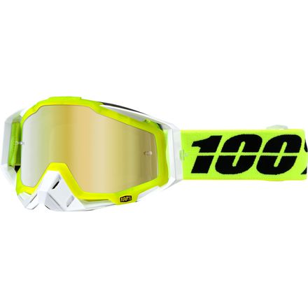 RACECRAFT Goggles 100%