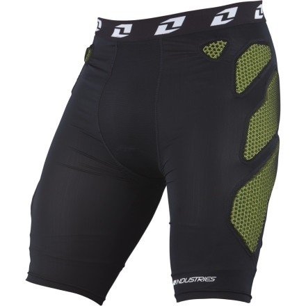One Industries Exo Short With Chamois