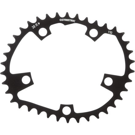 Osymetric O-14 5 Arm Chainring 110mm BCD