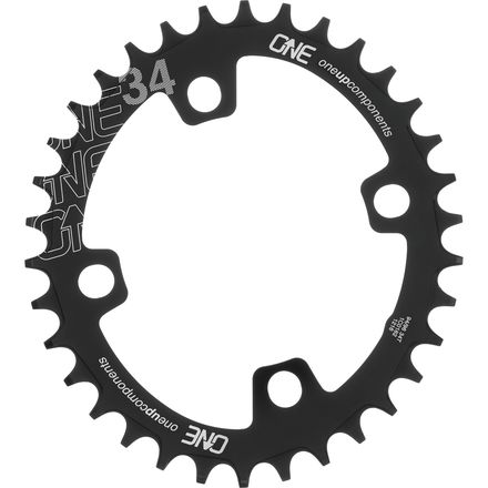 SRAM/Shimano Oval Traction Chainring OneUp Components
