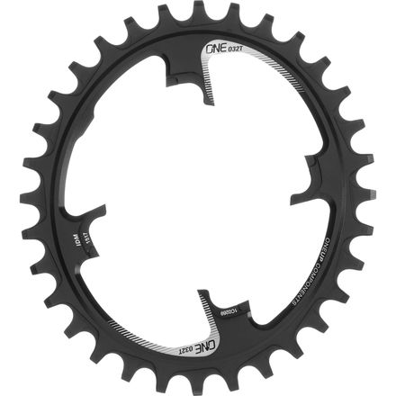 Switch Oval Traction Chainring OneUp Components