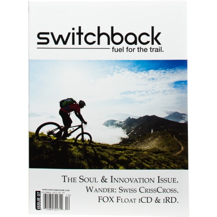 Peloton Switchback Magazine