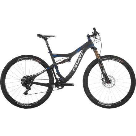 Pivot Mach 429 Carbon X01 Complete Mountain Bike