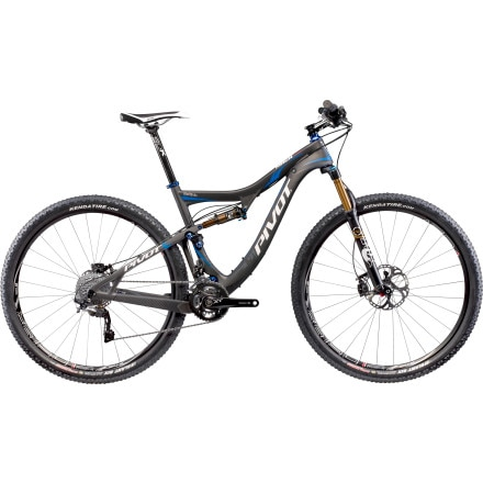Pivot Mach 429 Carbon XT/XTR PRO Complete Mountain Bike