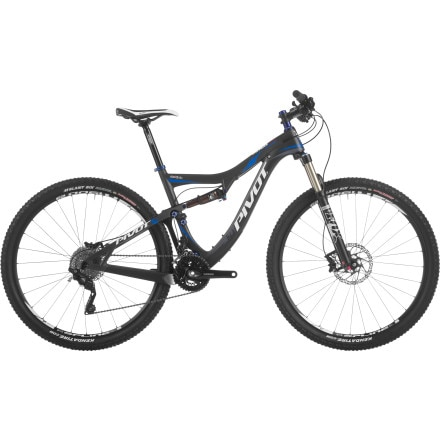 Pivot Mach 429 Carbon SLX Complete Mountain Bike