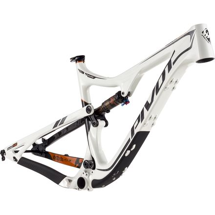 Mach 429 Trail Mountain Bike Frame - 2017 Pivot