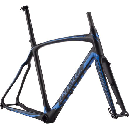 Pivot Vault Carbon Cross Frameset - 2016