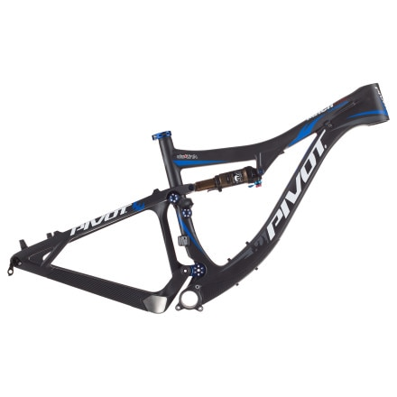 Pivot Mach 429 Carbon Mountain Bike Frame - 2014