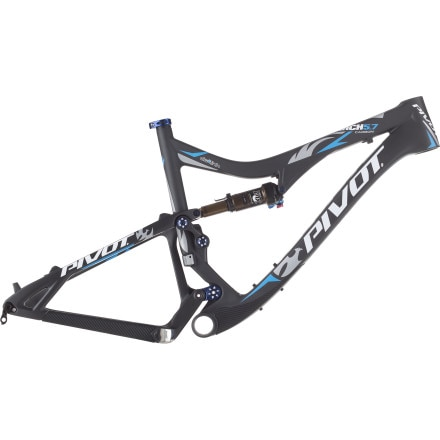 Pivot Mach 5.7 Carbon Mountain Bike Frame