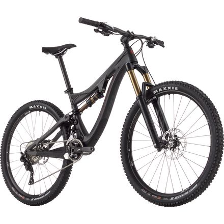 Pivot Mach 6 XT M8000 11 Speed Complete Mountain Bike - 2015