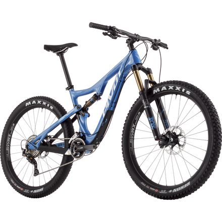 Mach 429 Trail 27.5  XT/XTR Pro Complete Mountain Bike - 2017 Pivot