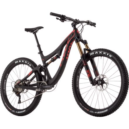 Switchblade Carbon 27.5  XT Pro 1x Complete Mountain Bike - 2017 Pivot