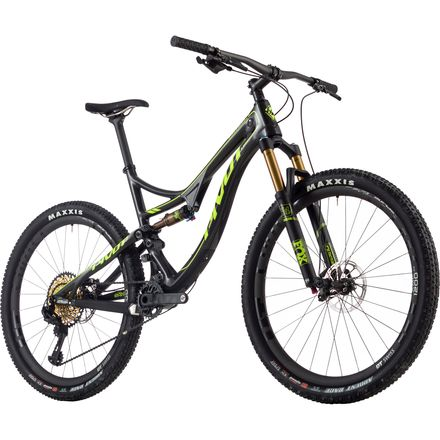 Mach 4 Carbon XX1 Eagle Complete Mountain Bike - 2017 Pivot