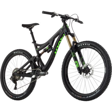 Mach 6 Carbon XTR Di2 1x Complete Mountain Bike - 2017 Pivot