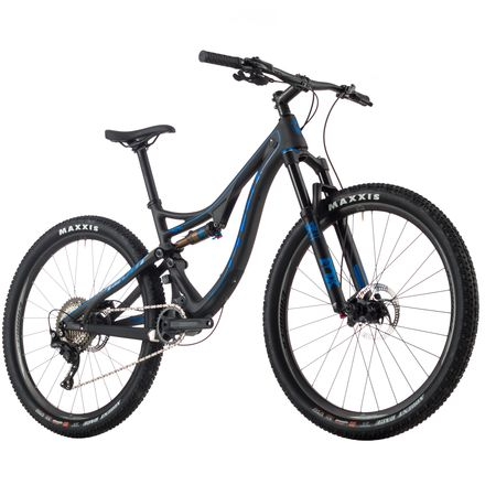 Mach 4 Carbon XT Race 1x Complete Mountain Bike - 2017 Pivot