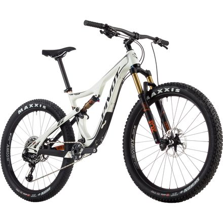 Mach 429 Trail 27.5  X01 Eagle Complete Mountain Bike - 2017 Pivot