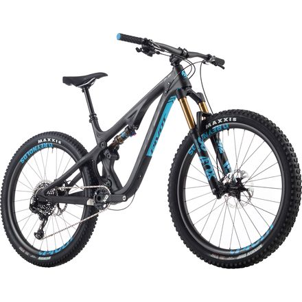 Mach 5.5 Carbon Pro X01 Eagle Reynolds Complete Mountain Bike - 2018 Pivot