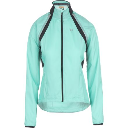 Pearl Izumi ELITE Barrier Convertible Jacket - Women's