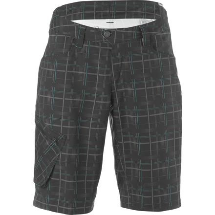 Pearl Izumi Canyon Short - Plaid - Men's