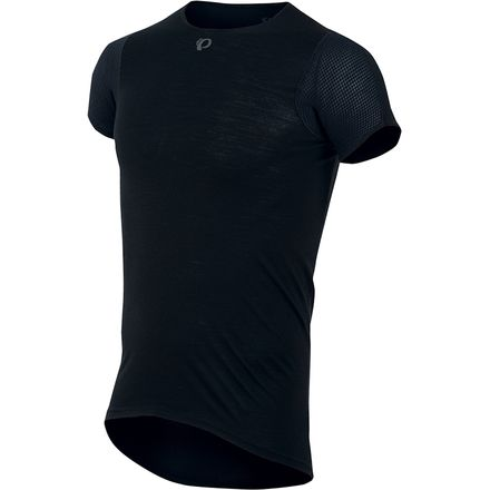 Pearl Izumi Transfer Wool Cycling Baselayer - Short-Sleeve - Men's