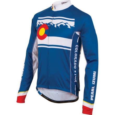 Pearl Izumi Elite Thermal LTD Men's Jersey