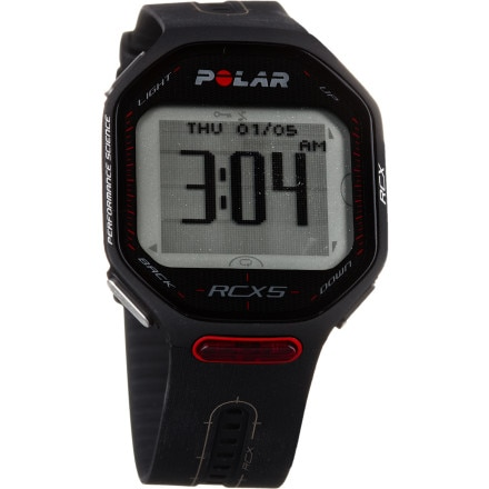 Polar RCX5 B Bike Heart Rate Monitor