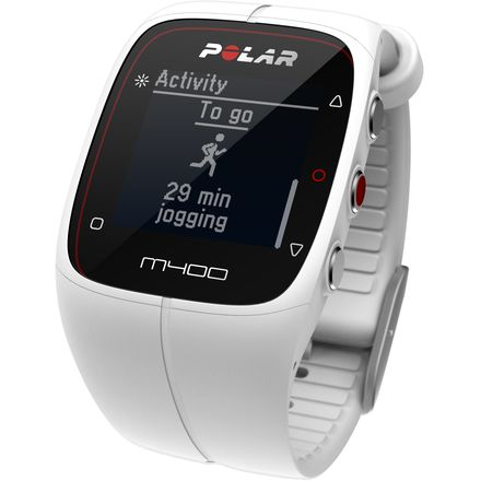 M400 GPS With Heart Rate Monitor Polar