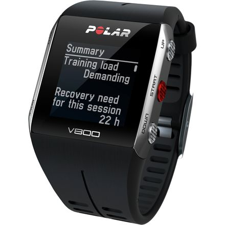 V800 GPS Sports Watch With Heart Rate Monitor Polar