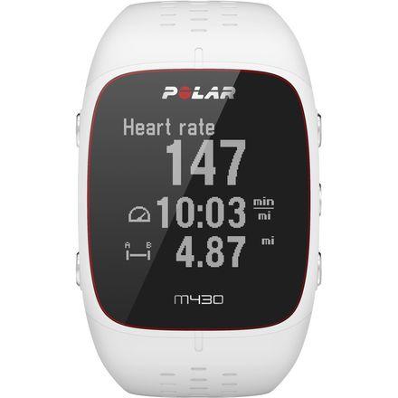 M430 HR Watch Polar