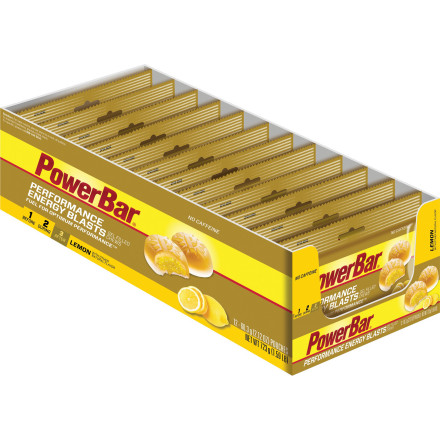 Powerbar Gel Blast - Box 12 Packs