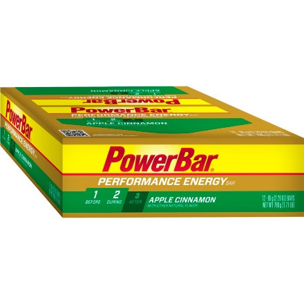 Powerbar Performance Bars - 12 Pack