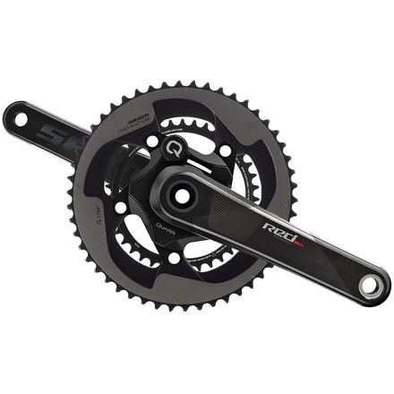 Quarq SRAM Red Power Meter Crankset Package - GXP