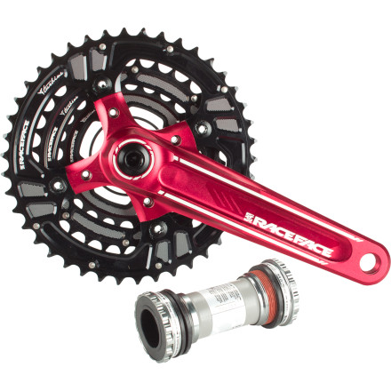 Race Face Turbine Triple/10-Speed Crankset