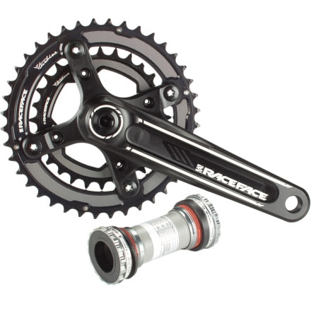 Race Face Turbine Double/10-Speed Crankset