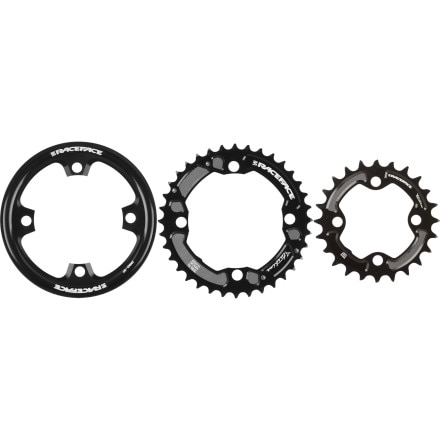 Race Face Turbine Chainring Set - Triple/10 Speed