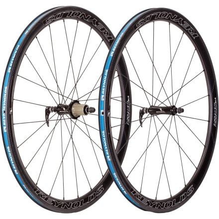 Reynolds Assault SLG Carbon Road Wheelset - Clincher