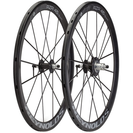 Reynolds RZR 46 TEAM Carbon Road Wheelset - Tubular