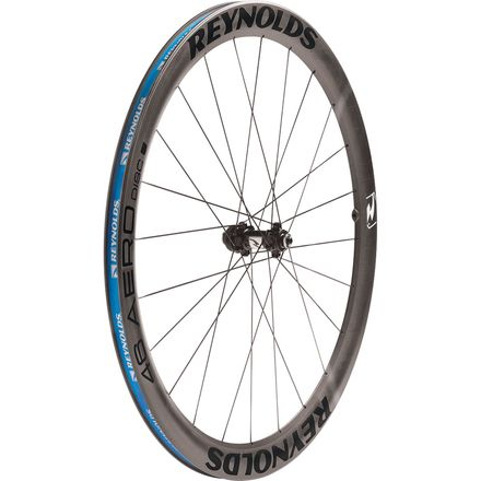 Reynolds 46 Aero Disc Carbon Wheelset - Clincher