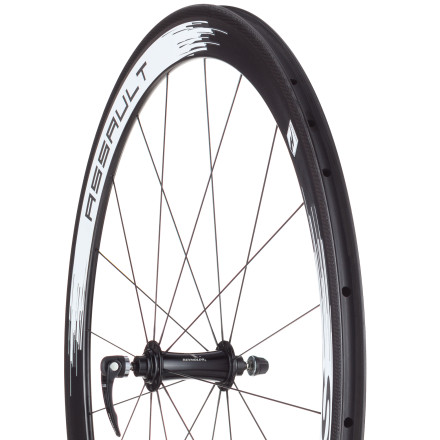 Reynolds Assault  Wheelset- Clincher