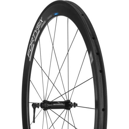 Reynolds Forty Six T Tubular Wheelset
