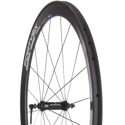 Reynolds Forty Six C Clincher Wheelset