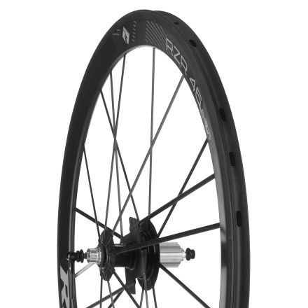Reynolds RZR 46 Carbon Road Wheelset - Tubular