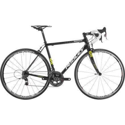 Ridley Helium SL/SRAM Red Complete Road Bike - 2013
