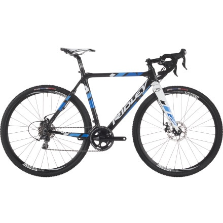 Ridley X-Fire/Shimano 105 Disc Complete Bike