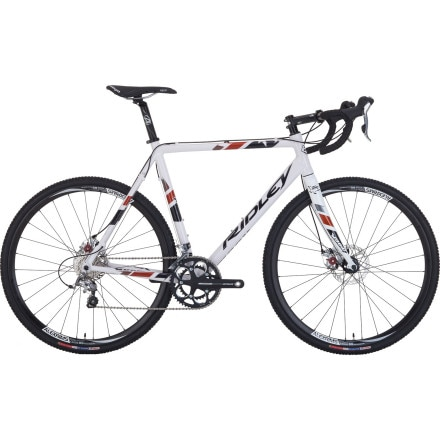 Ridley X-Bow/Shimano 105-Tiagra Disc Complete Bike